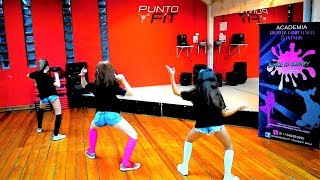 Hey Dj Kids - Reggaeton by Emiliano Ferrari Villalobo (HD)