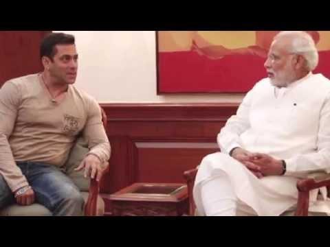 Salman Khan Invites Narendra Modi For Sister Arpita Khan's Wedding!