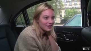 La girl next door - Camille Rowe-Pourcheresse - ELLE Rencontre