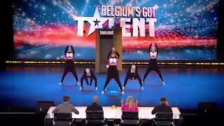 BABA YEGA l Golden Buzzer Auditie l Belgium's Got Talent 2016