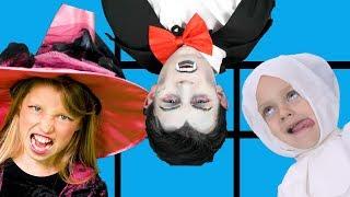 3 Halloween Finger Family Songs   Spooky Monster Family