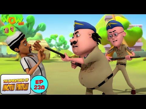 Hawaldar - Motu Patlu in Hindi WITH ENGLISH, SPANISH & FRENCH SUBTITLES thumbnail