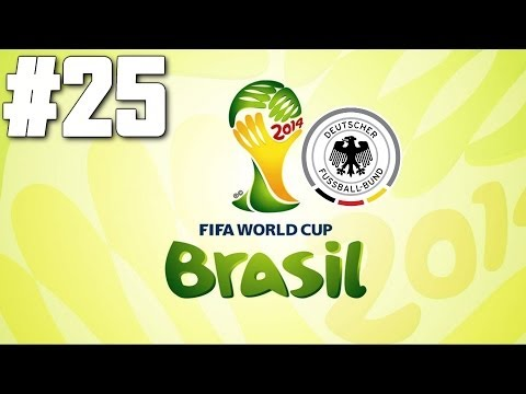 FIFA Road to World Cup Brasil Episode 25 - Qualifier vs Sweden