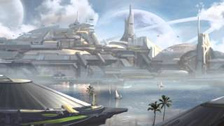 Civilization: Beyond Earth - Rising Tide ~ End Movie (Promised Land Victory)
