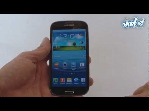 Samsung Galaxy S III - Security, Connectivity, LED Notification and Smart Alert, Sensors