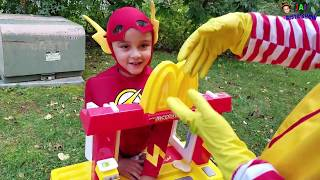 magic mcdonalds happy meal    Ronald Mcdonald turns real egg into a giant spider and slime