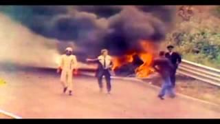 F1 Unfall von Roger Williams 1973 in Zandvoort