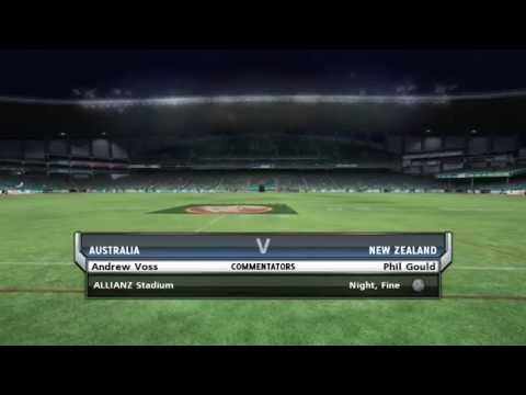 Rugby League Live 2 | 2014 Test Match Gameplay | AUS vs NZ