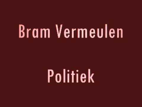 Bram Vermeulen - Politiek