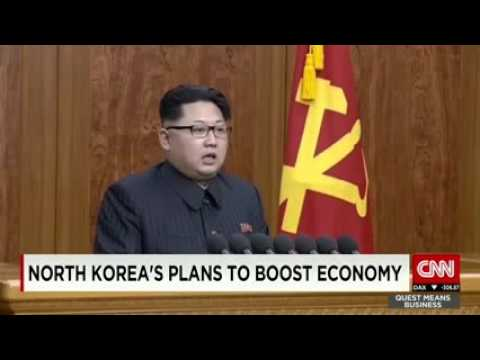 North Korea's plans to boost economy