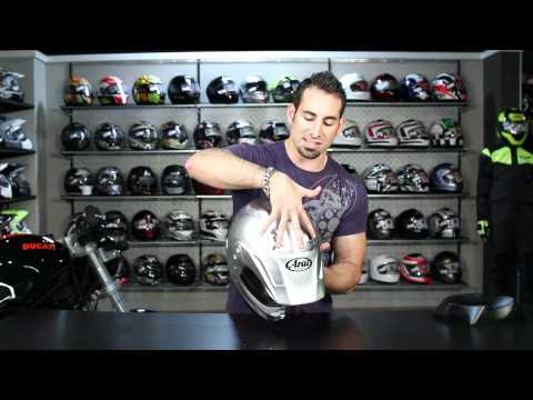 Arai XD-4 Helmet Review at RevZilla.com