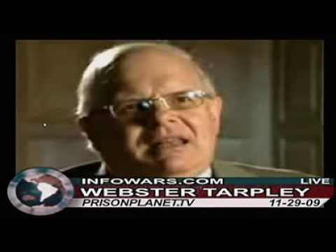 Webster Tarpley on THE INFOWARRIOR with Jason Bermas 2 of4 Dubai's Bankruptcy & Black Monday.flv