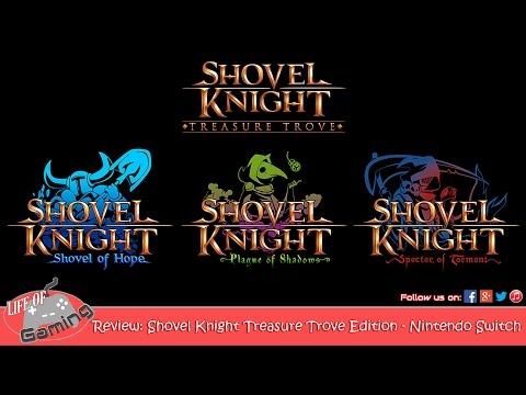 Review - Shovel Knight Treasure Trove - Nintendo Switch