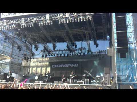 OOMPH! - Du willst es doch auch (live @ MoR 2011)