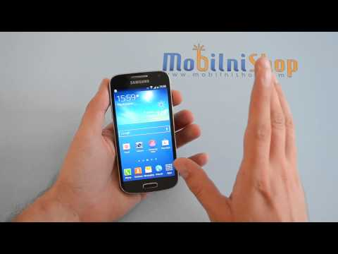 Samsung Galaxy S4 Mini I9192 Dual sim cena i video pregled