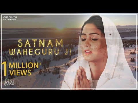 Satnam Waheguru Ji - Harshdeep Kaur | Simran | Guru Nanak Jayanti Special