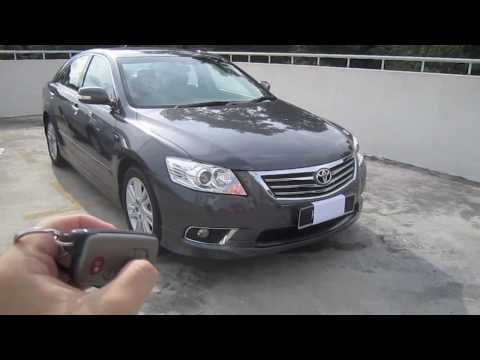 2010 Toyota Camry 2.4V Start-Up and Full Vehicle Tour