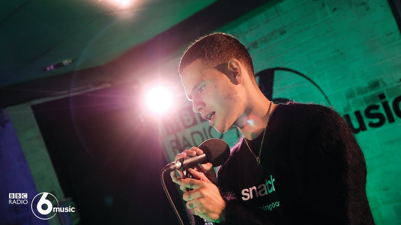 slowthai - Peace Of Mind ( 6 Music Live Room )