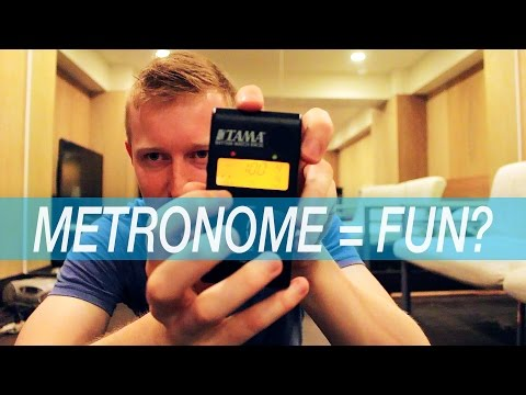 Cajon Tutorial: Make Metronome Practice Fun!