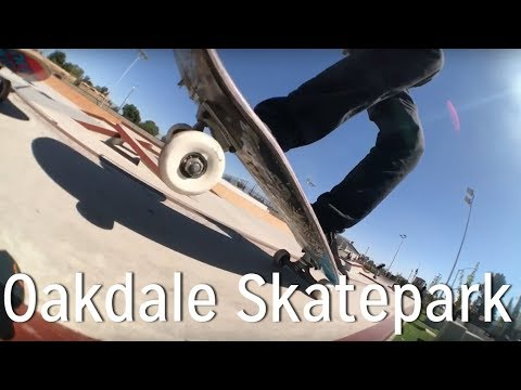 Oakdale Skatepark