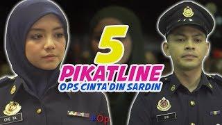 download lagu 5 #pikatline  Ops Cinta Din Sardin gratis