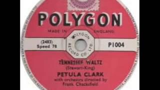 Watch Petula Clark Tennessee Waltz video
