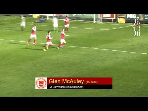 Goal: Glen McAuley (vs Bray Wanderers 09/08/2019)