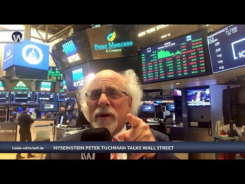 """NYSEinstein am 15.5.2018: """"Börse reagiert auf Ereignisse in Jerusalem"""""""