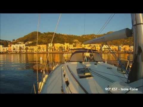 90° EST Aeolian Islands Sailing Cruise - Isole Eolie in barca a vela