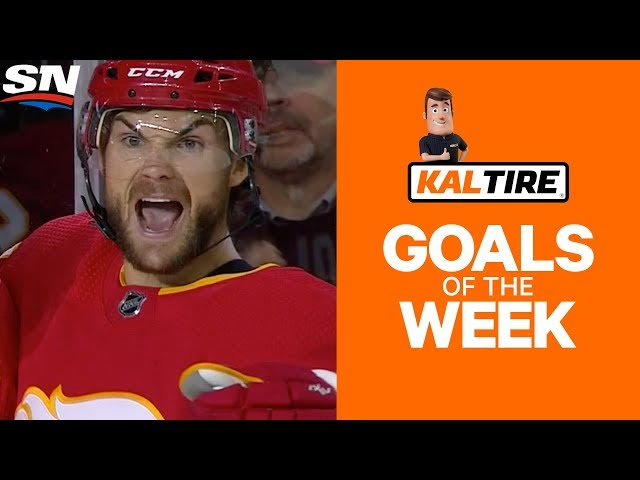 NHL Goals of The Week Week 3 Edition