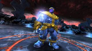 Marvinrax vs Thanos (Marvel Contest of Champions)