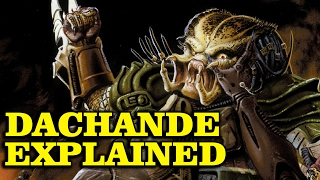 PREDATOR: DACHANDE EXPLAINED YEYINDE BROKEN TUSK LAST HUNT