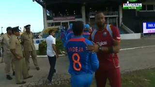 India beats West Indies in tri-series