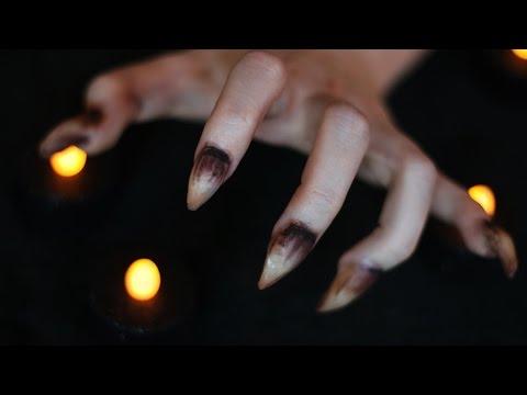 Halloween Werewolf/Creature Nails | Special FX Series (CC)