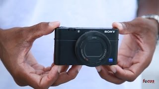 Sony RX100 IV hands on review
