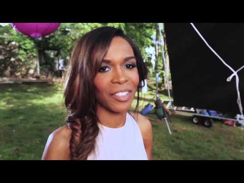 Michelle Williams - Behind The Scenes of the Say Yes Music Video