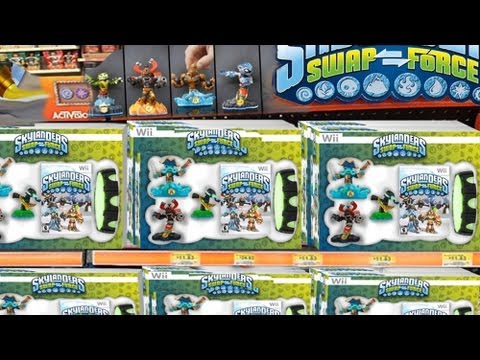 Skylanders Swap Force Starter Pack (Non-Official Design)