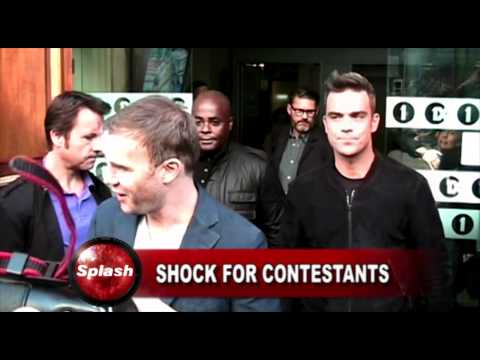 Cheryl Cole in Afghanistan, Robbie strips... - Celebrity Newsbeat - Splash News