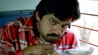Friendsbook - Dongata Comedy Scenes - Soundarya scared by Jagapathi Babu