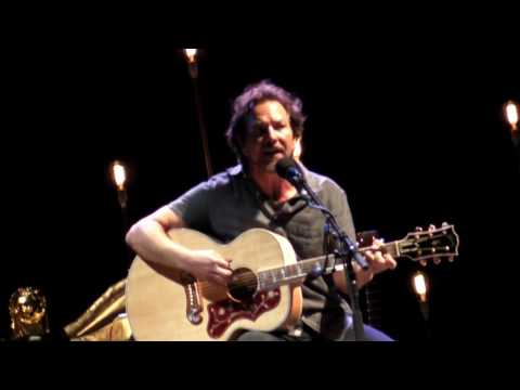 Eddie Vedder - UNTHOUGHT KNOWN @ Ohana Festival 08-27-16