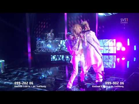 YOHIO &#8211; Heartbreak Hotel &#8211; Melodifestivalen 2013