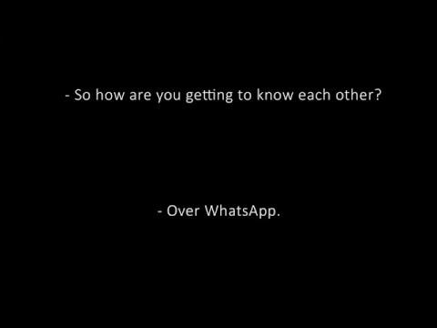 Engaged on WhatsApp - مخطوبين عالواتساب