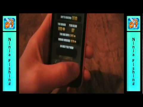 Ninja Fishing! : iPod touch App Review