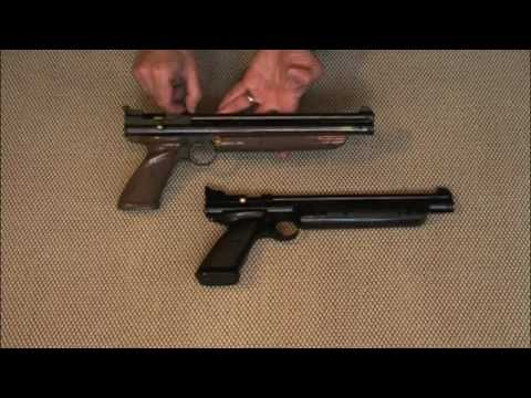 Crosman 1377 vs. 1322