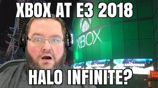 Xbox At e3 2018!  HALO INFINITE!!!
