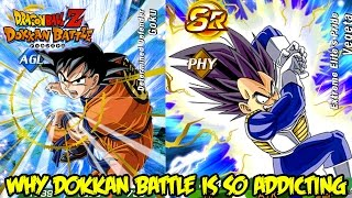 Dragon Ball Z Dokkan Battle: Why Everyone Is Addicted To It & Why You Should Play It! (Mini Review)