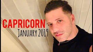 CAPRICORN January 2019   INSPIRATION   Potential & LOVE - Capricorn Horoscope Tarot