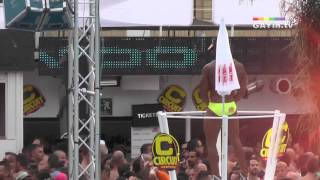 Main Pool Party @ Circuit Festival Barcelona 2013