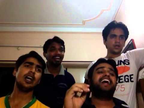 sandese aate hain full song(Anshul sharma  shashikanth pat