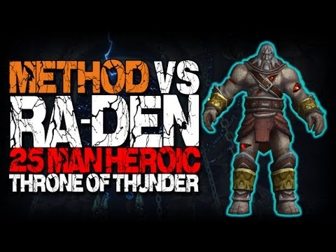 Method vs Ra-den (25 Heroic) World First